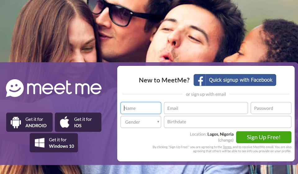 MeetMe Review — A Social Network For Dating
