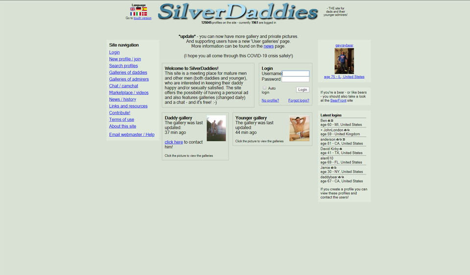 SilverDaddies Recenzja 2021