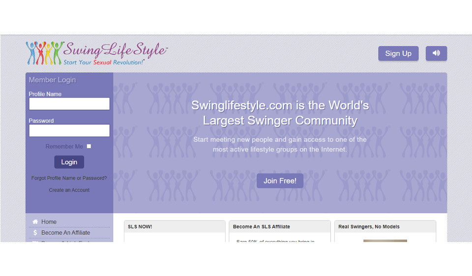 SwingLifeStyle Review: Outstanding Dating Platform for Swingers